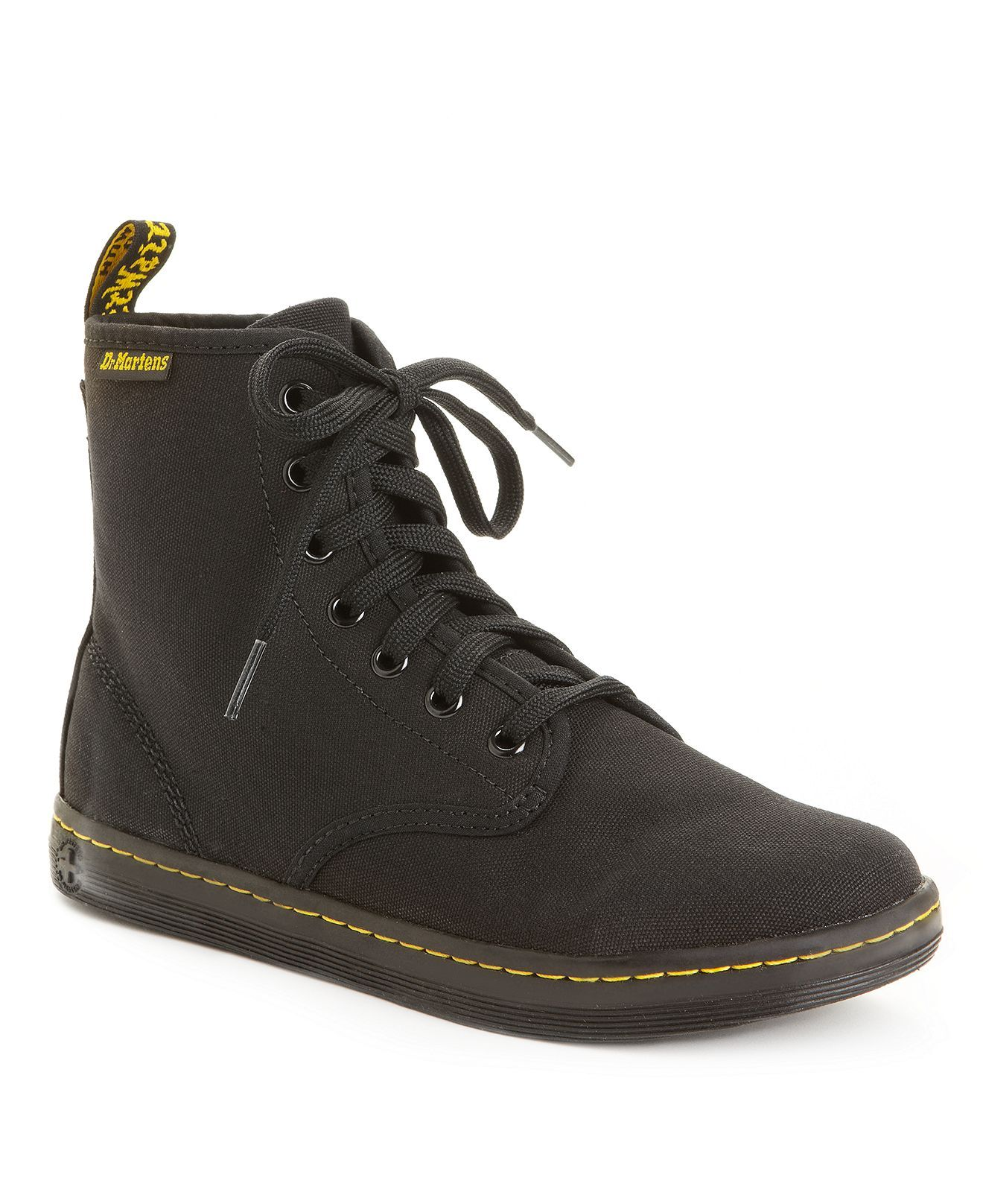 b0ce37a1e17ca Dr. Martens - Shoreditch High Top Sneakers | SHOOOOeezzz | Shoes ...