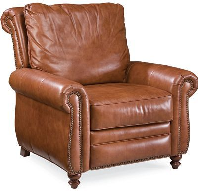 Shop For Thomasville Pickering Recliner, And Other Living Room Chairs At  Story U0026 Lee Furniture In Leoma, TN. Leather: Sun Valley Saddle  *Semi Attached Back ...