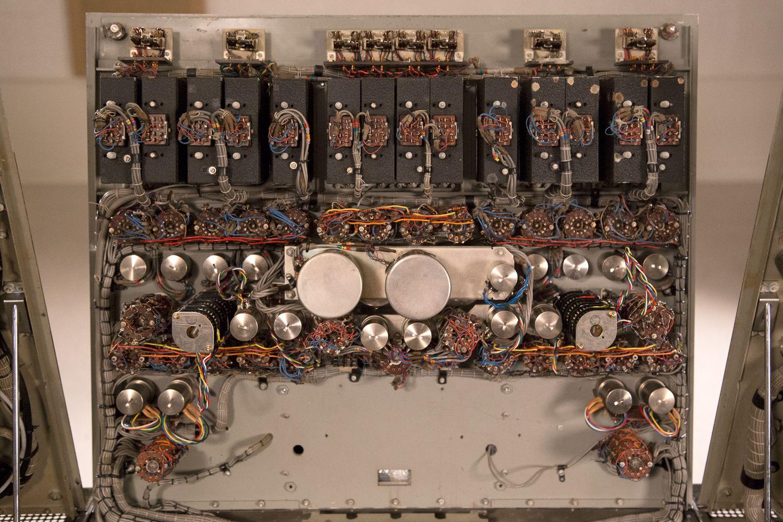 Abbey Road Emi Redd 37 Inside 2 Abbey Road Audio Circuitry