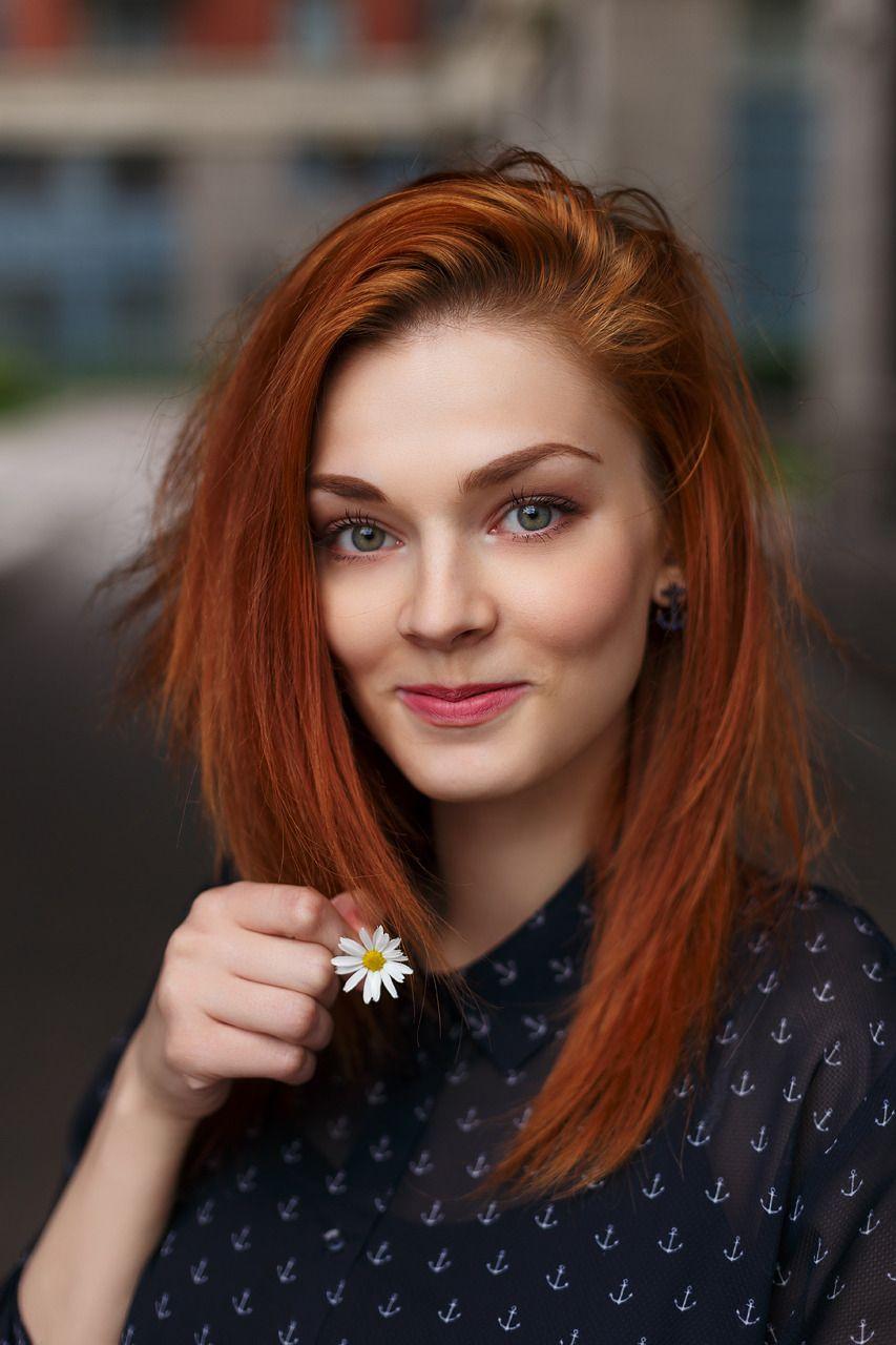 Redhead melissa takes