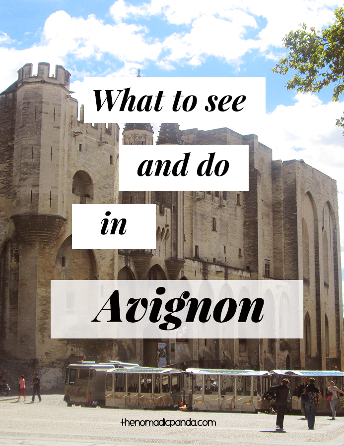 A walk through Avignon | France travel, Provence france