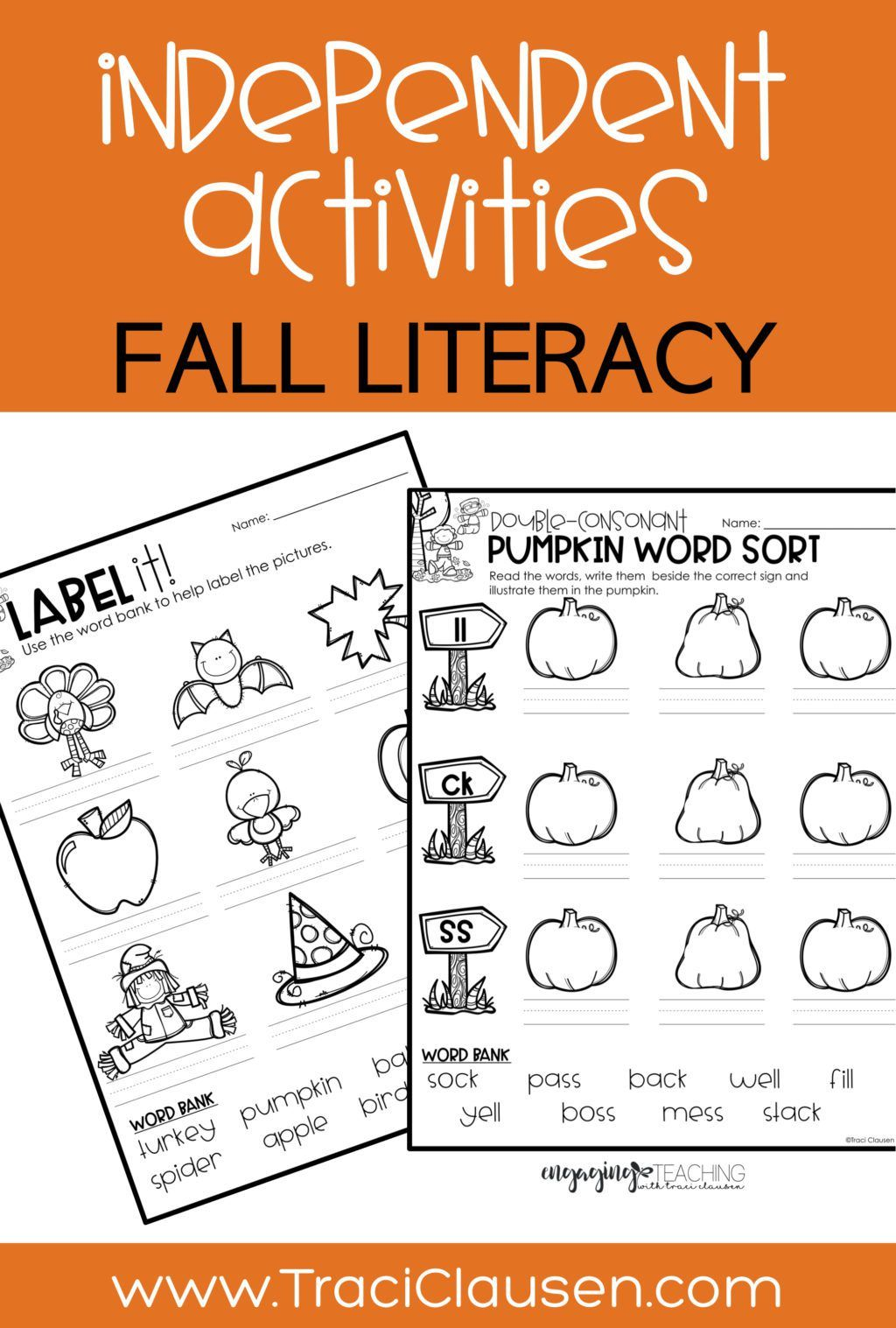 Falling Into Literacy
