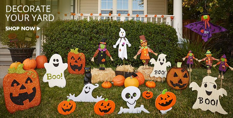 Kid Friendly Halloween Decorations Friendly Ghosts Jack O