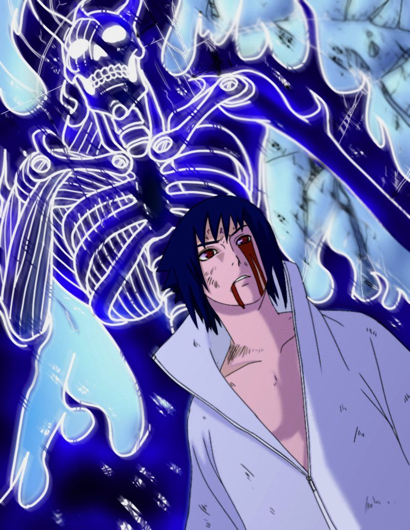 Sasuke His Susanoo Hd Anime Wallpapers Sasuke Anime Wallpaper