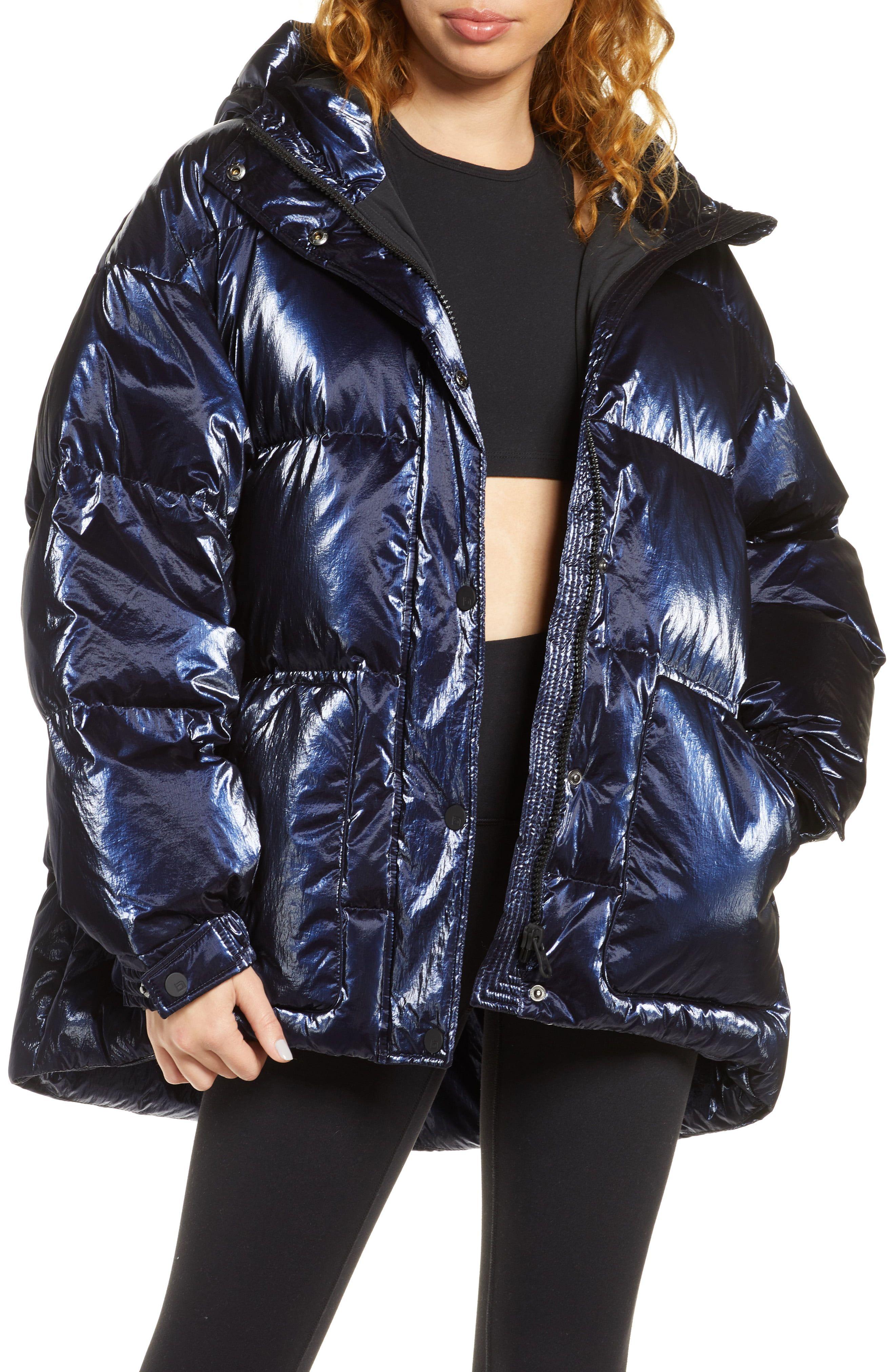 Blanc Noir Cortina Down Puffer Jacket Nordstrom Jackets Puffer Jackets Cute Winter Coats [ 4048 x 2640 Pixel ]