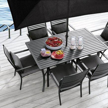 Tribeca 7 Piece Dining Collection Online Furniture Furniture