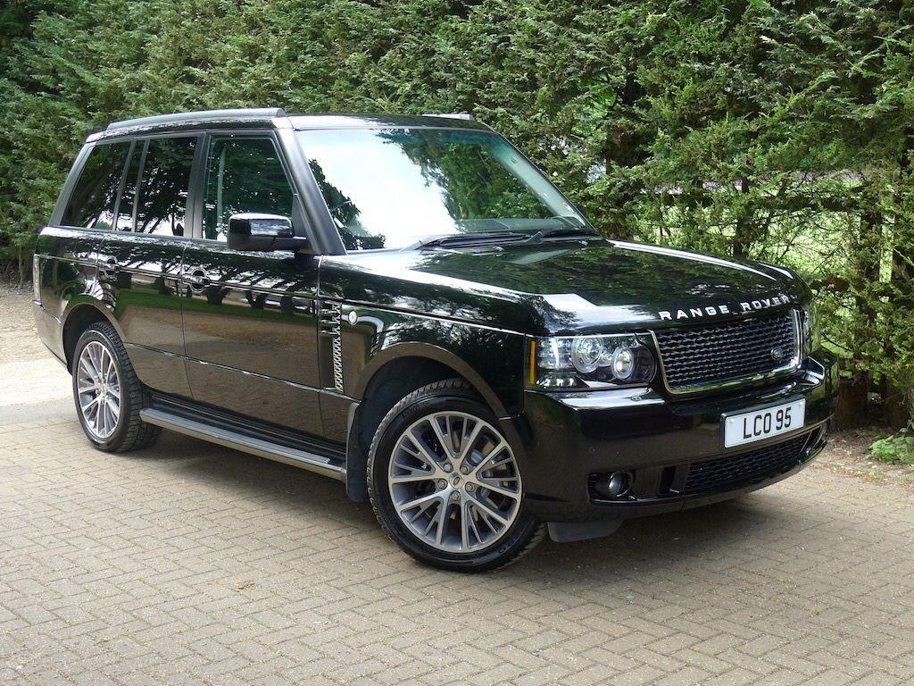 Range Rover Vogue 2010 2012