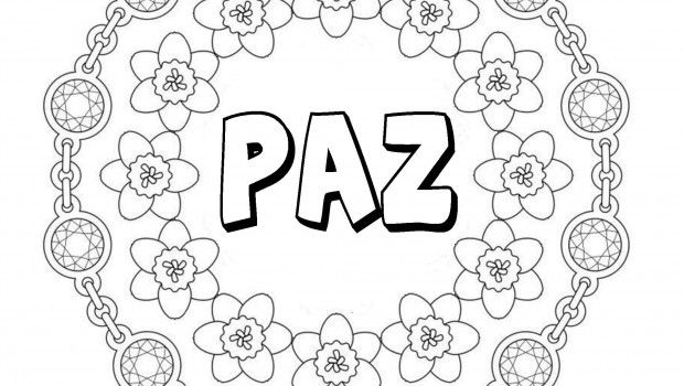 Día De La Paz Galería De Dibujos Y Carteles Niños Del: Coloreamos Las Mandalas De La Paz 2014 De Orientacion