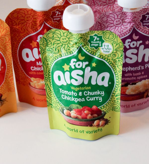 For Aisha Halal Baby Food Review Giveaway Homemade Baby