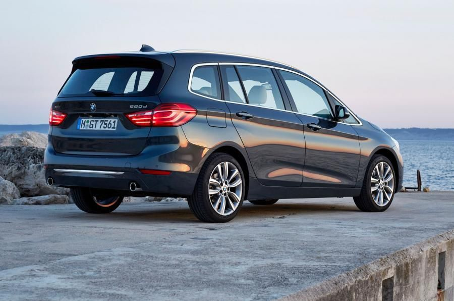 Bmw 2 Series Gran Tourer Bmw Bmw 2 Bmw Xdrive