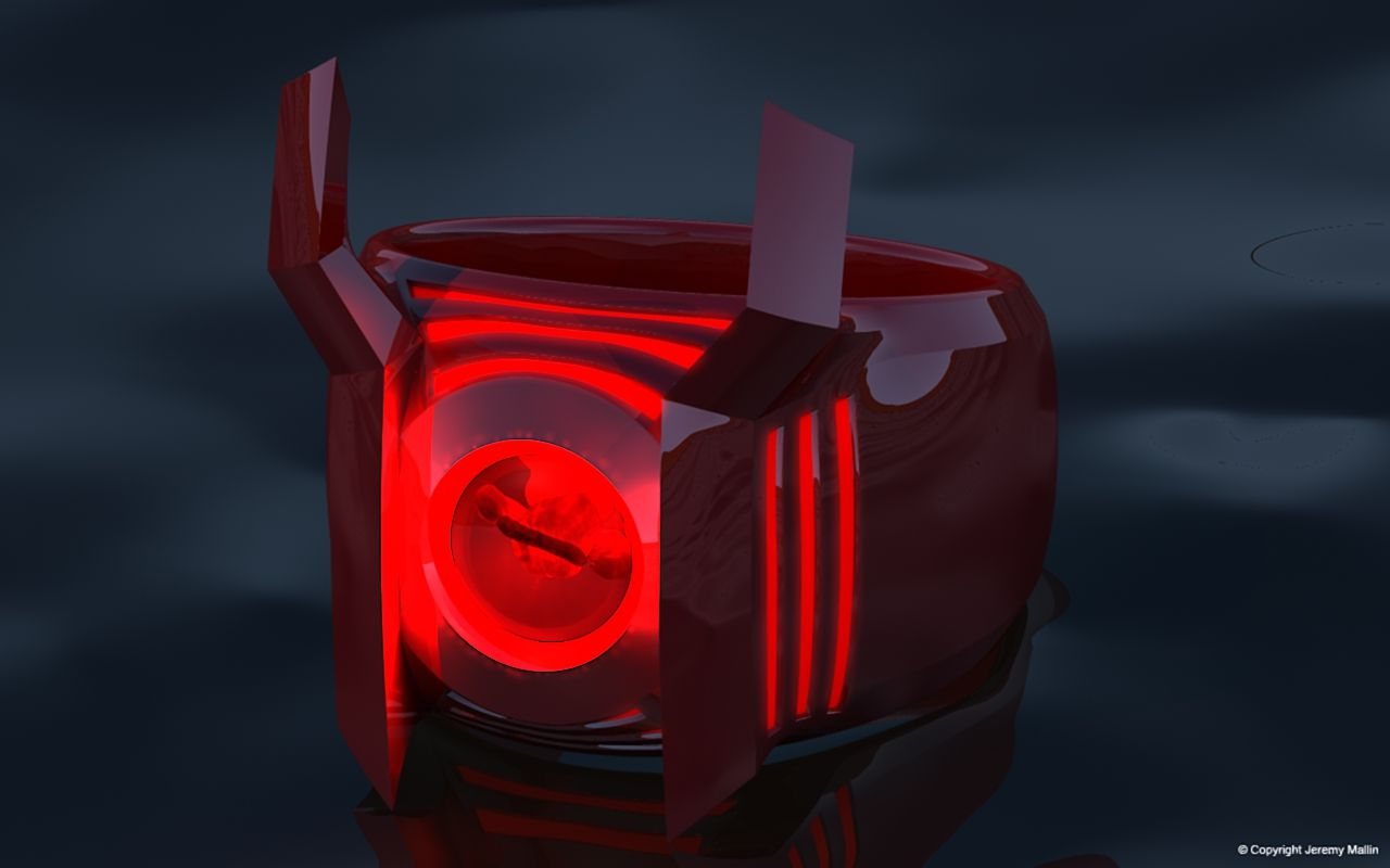 Red Lantern Power Ring by JeremyMallin.deviantart.com on ... Red Lantern Ring Oath