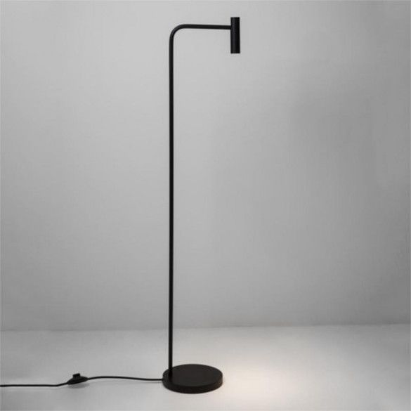 Astro Lighting Enna Floor Vloerlamp zwart | Verlichting | Pinterest