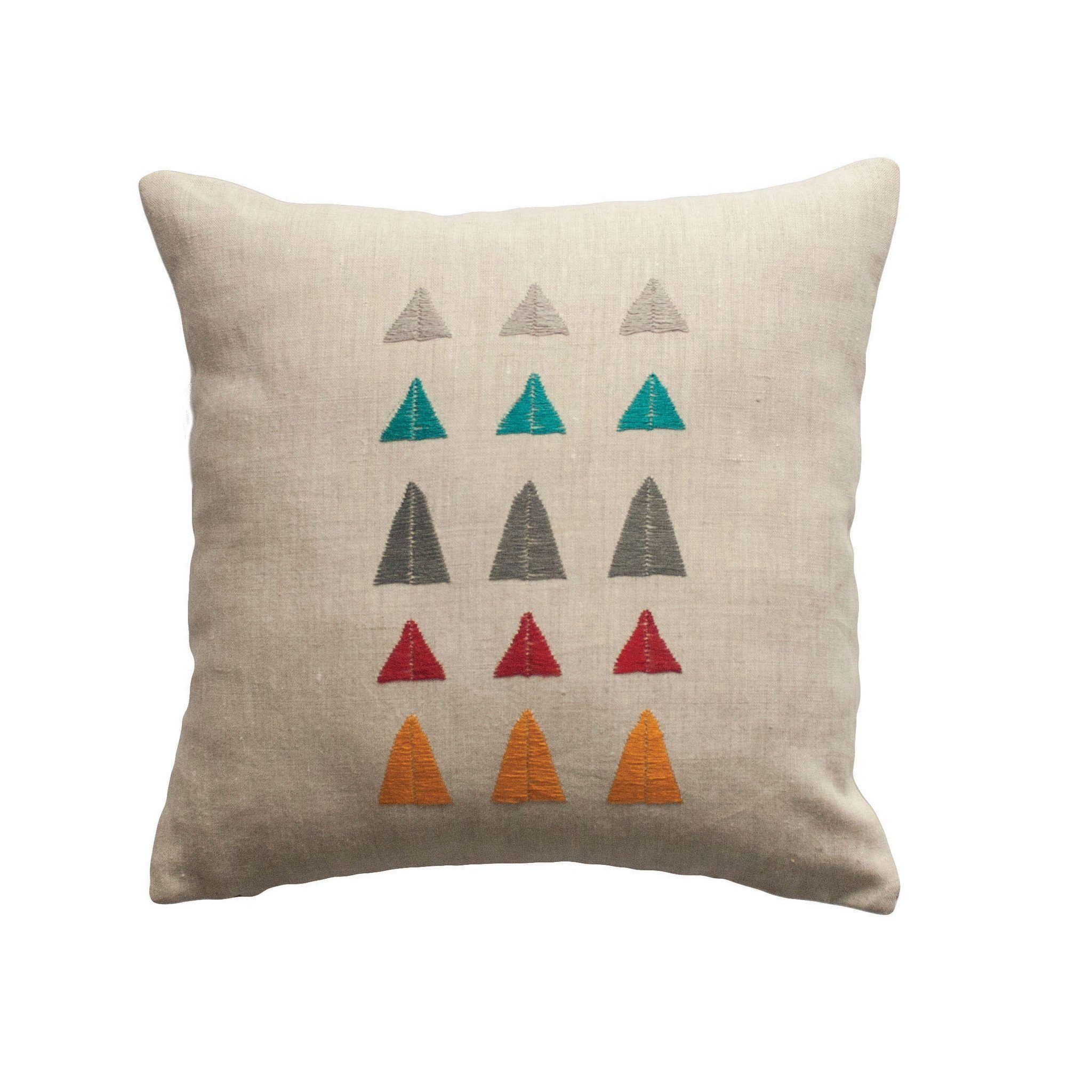 Arizona Throw Pillow Cover - Mountain