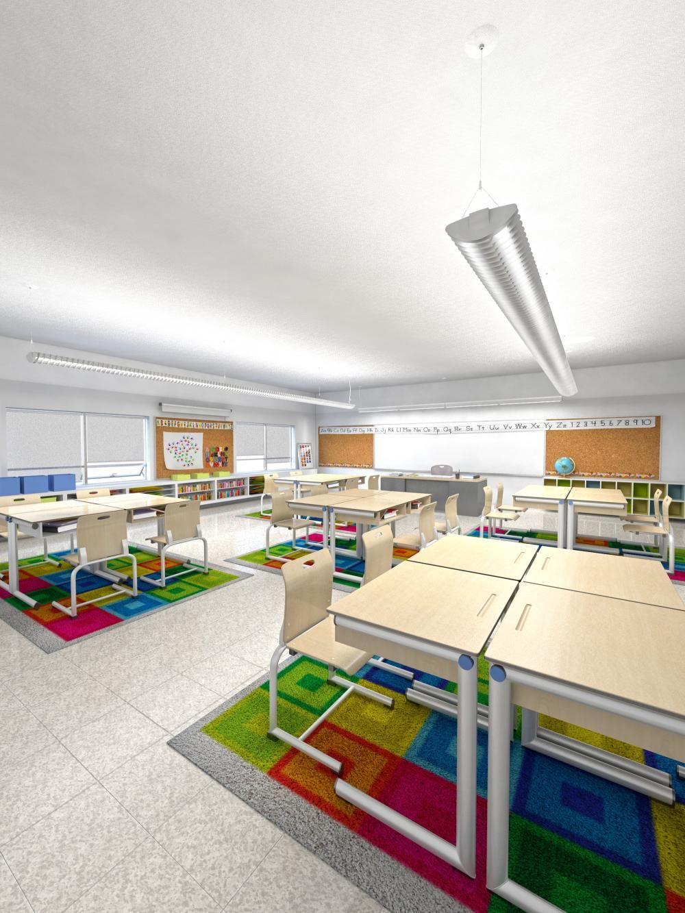 Inside Endoscopy Room: Http://www.metalumen.com