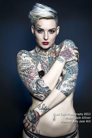 Dark Arts - Alternative Model Agency   Alternative Models   Tattoos ...
