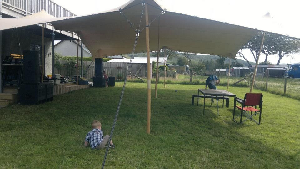 Private EventCanopy cover for a band and guests & Private EventCanopy cover for a band and guests | Weddings and ...
