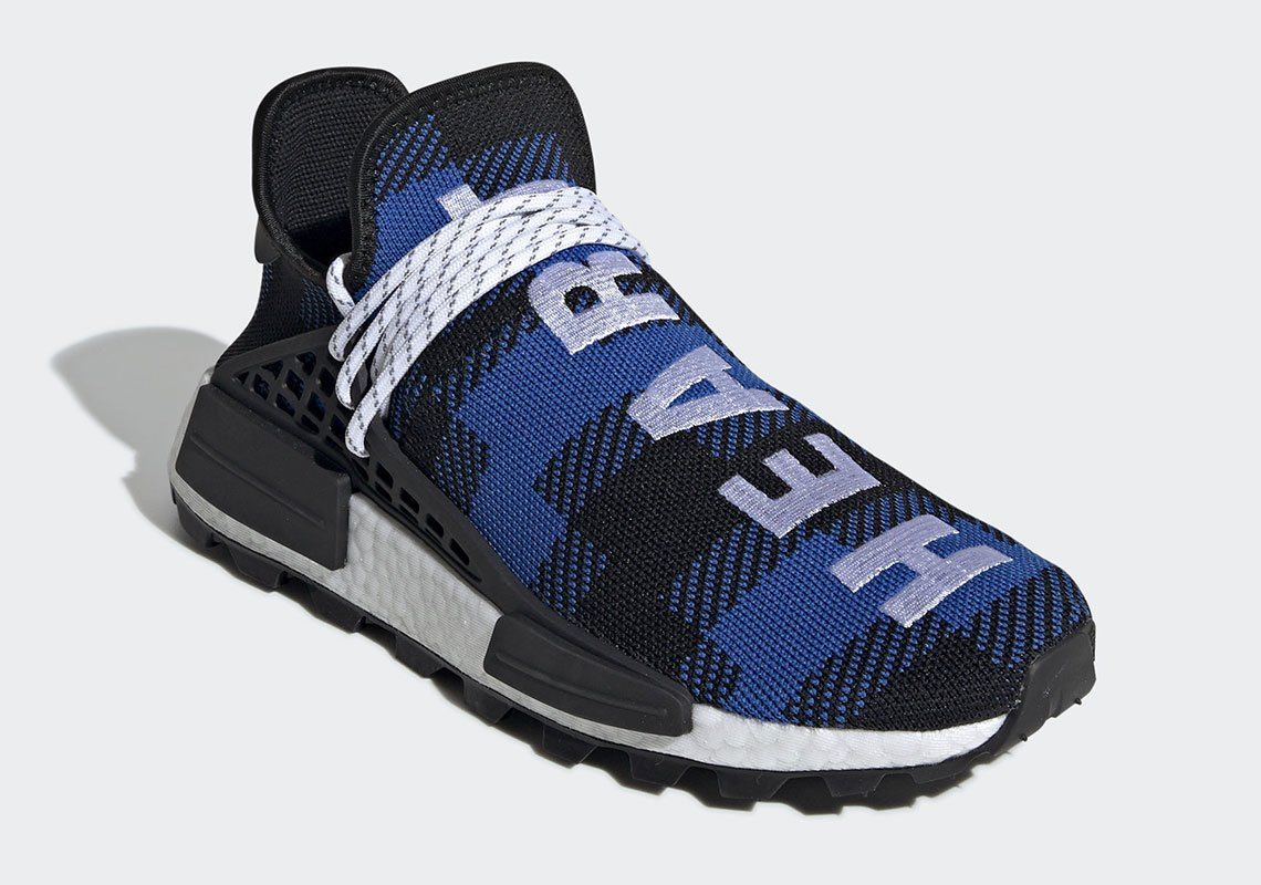 The BBC x adidas NMD Hu Power Blue Releases This Friday