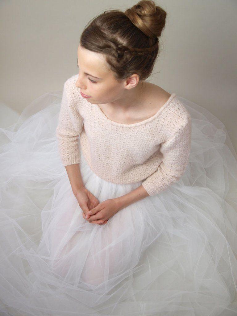 Braut Pullover Love Im Lacemuster Gestrickt Fur Brautkleider Braut Hochzeit Pullover Brautjacke
