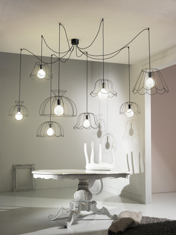 IDEA TELAIO PAVIMENTO Illuminazione generale Vesoi