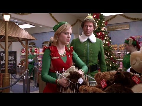 Elf Movie 2003 Free Christmas Movies Youtube Best Holiday Movies Best Christmas Movies Christmas Movies