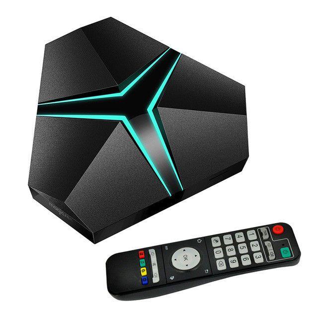 Android 7 1 Tv Box 4K Iron Magicsee APK Streaming Media