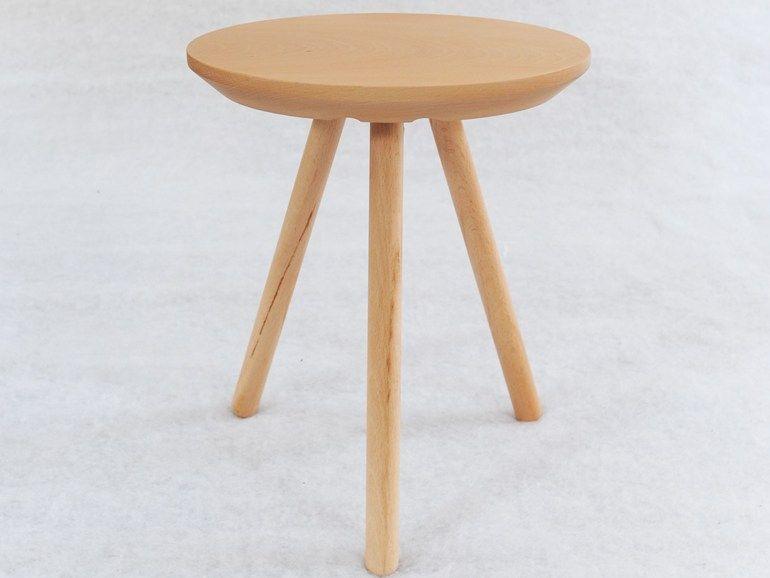 Sgabello pieghevole in legno 2d collezione 2d by smarin design