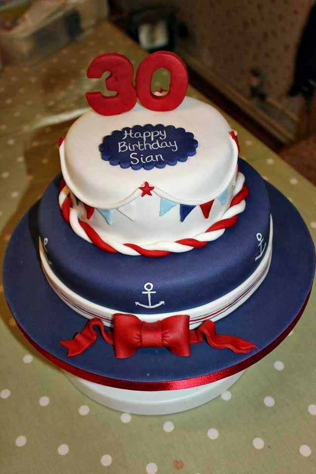 Creative 30th Birthday Cake Ideas