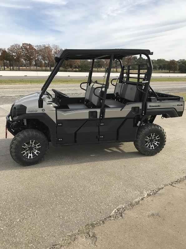 Used 2017 Kawasaki MULE PRO-FXT ATVs For Sale in Texas  New