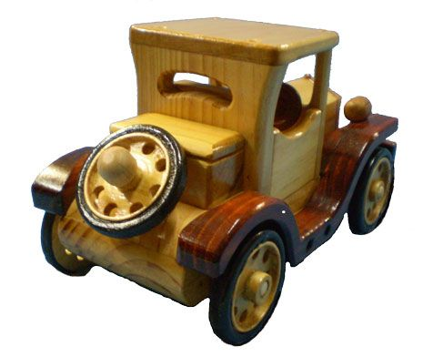 Model T Ford Wooden Toy Pack Planos De Juguetes De Madera Autos