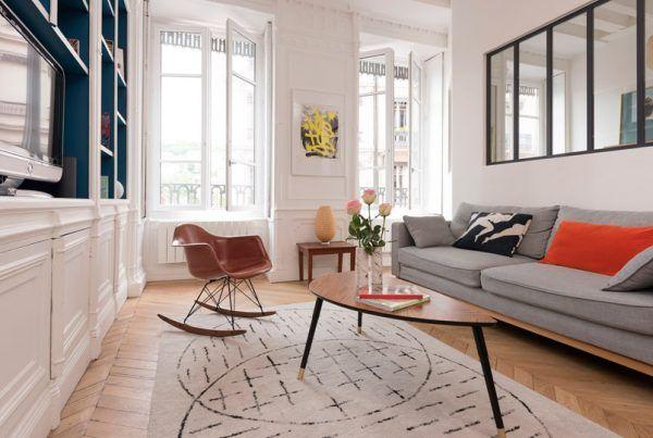 Un souffle de nouveauté rénovation aménagement lyon miribel cuisine entrée pièce à vivre architecture intérieure décoration lanoe marion