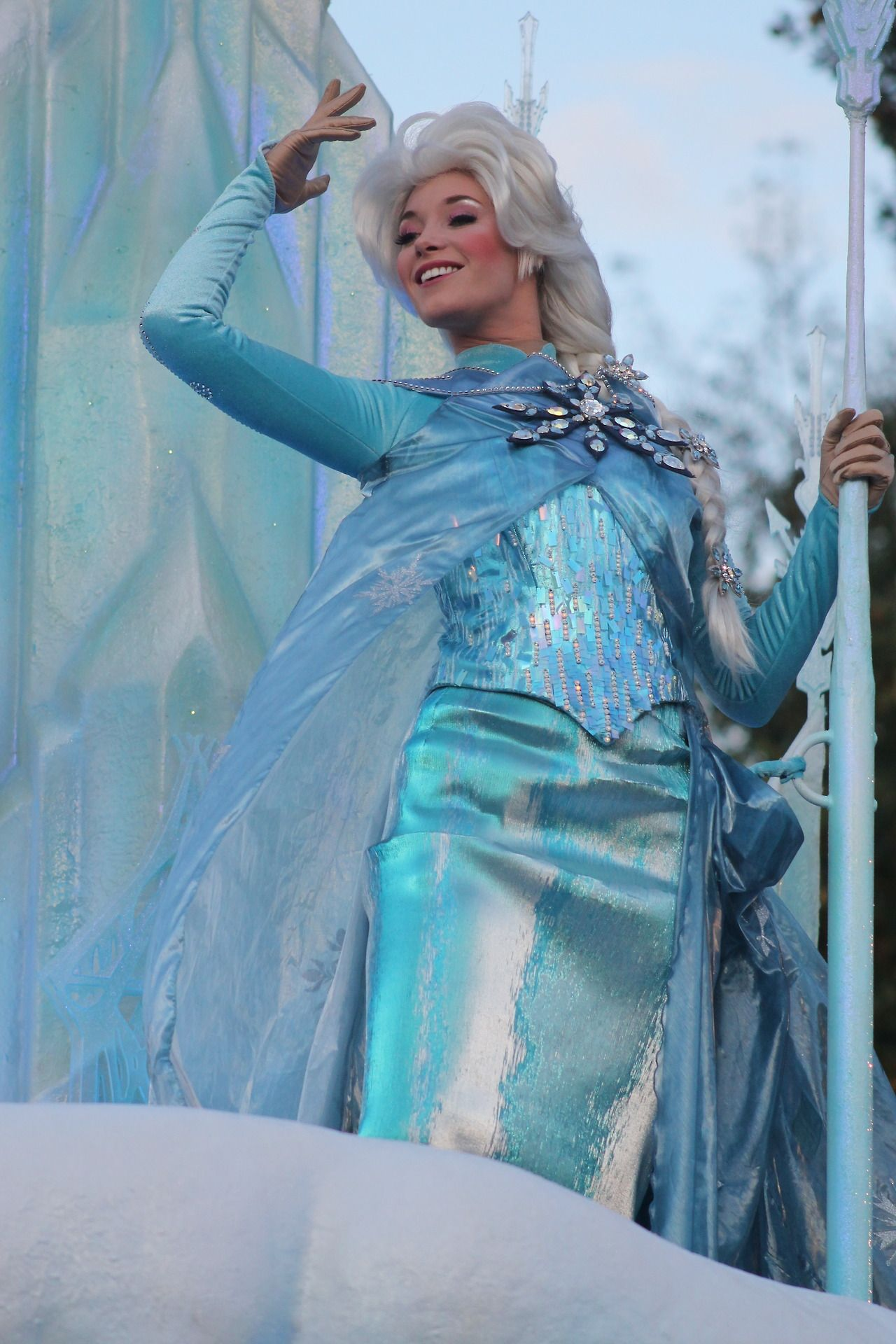 France first time frozen disneyland paris queen elsa - Reine des neiges elsa ...
