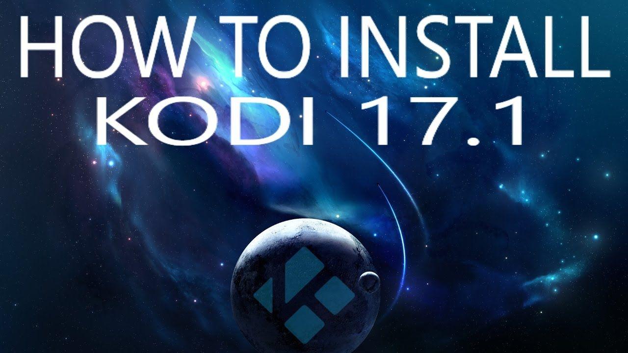 How to install kodi 171 krypton on firestick free tv