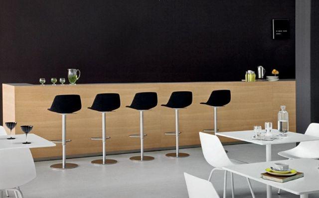 28 Design Barhocker und Hocker in verschiedenen Materialien und - designer heizkorper minimalistischem look