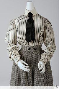 Radfahrkostüm, um 1900 (Hose ergänzt). Foto: Christa Losta; Copyright: Wien Museum