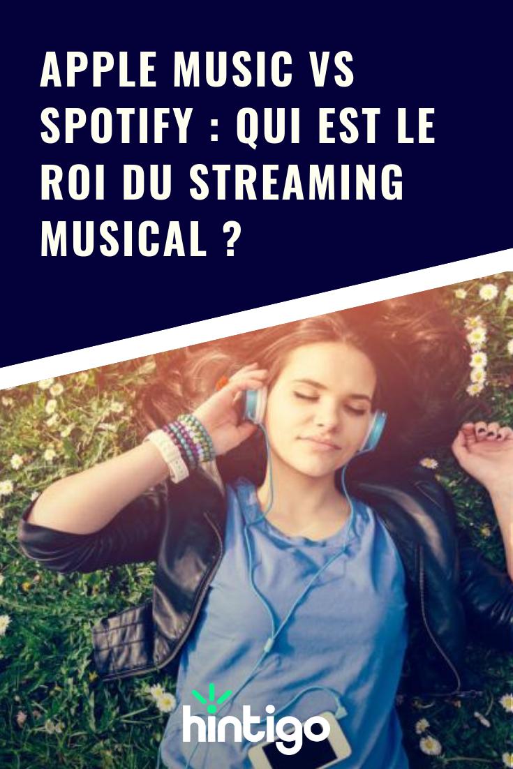 Apple Music vs Spotify qui est le roi du streaming