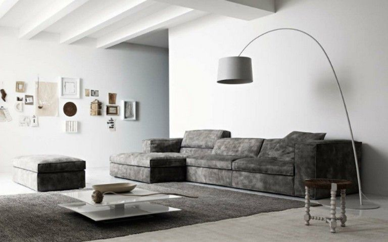 20 Cozy Contemporary Sofas Contemporary Sofa Furniture Decor Sofa