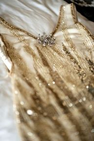1920s sparkle.