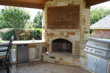 Outdoor Tv Wall Cabinet Rustic Tv Cabinet Design Ideas Pictures Remodel And Decor Patio Tv Outdoor Kitchen Design Outdoor Tv Cabinet