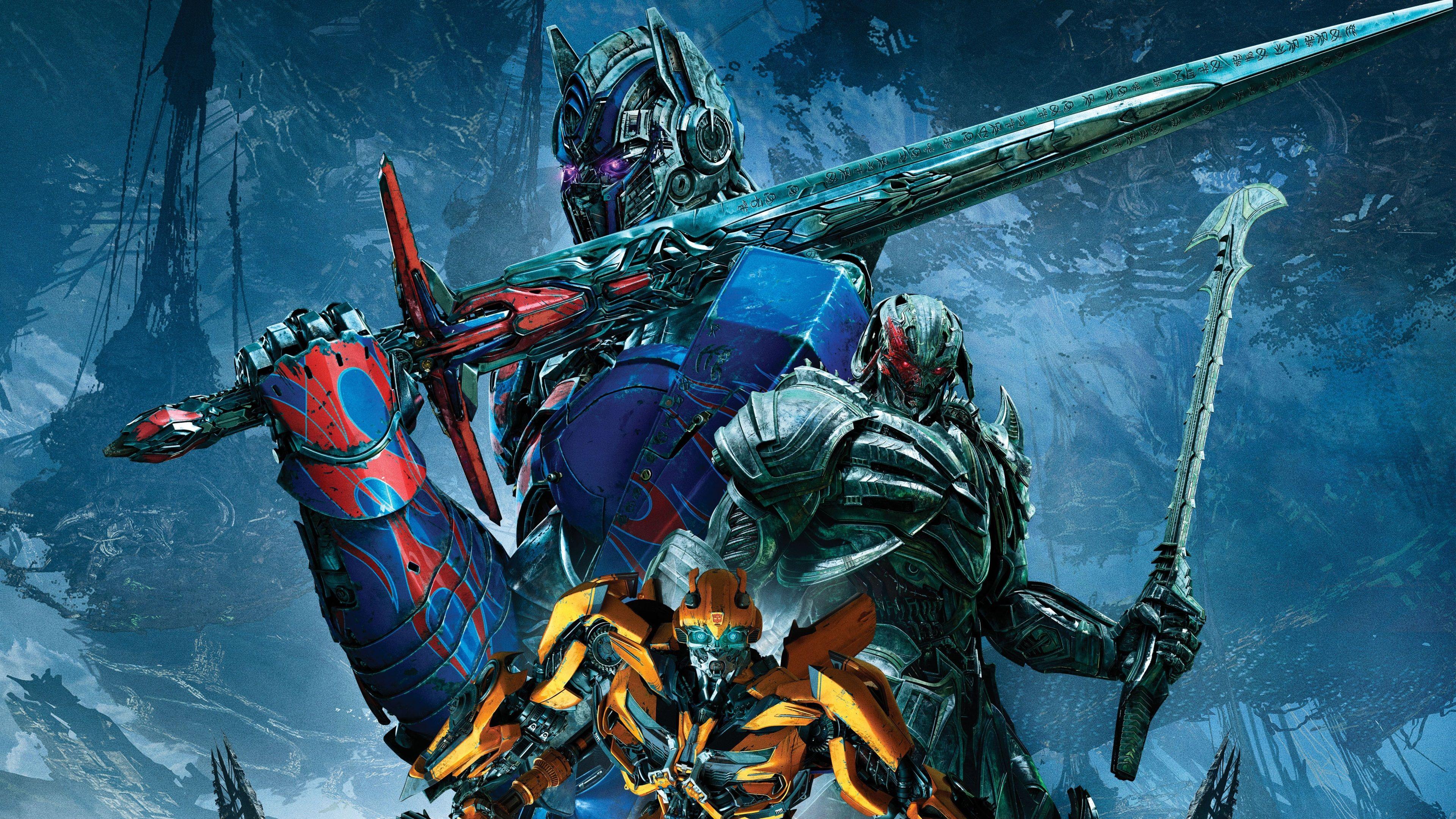 3840x2160 transformers the last knight 4k pc desktop