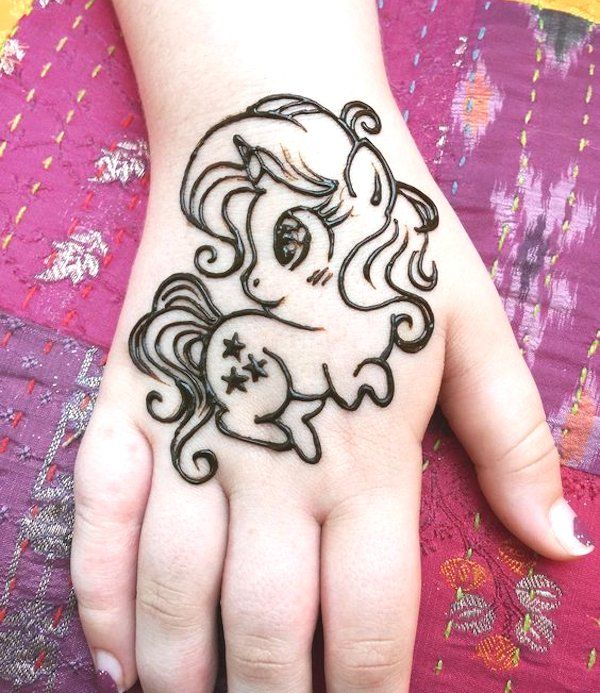 Top 101 Cartoon Simple Mehndi Designs For Kids They Just Love Them Henna Tattoo Designs Mehndi Designs For Kids Simple Henna Tattoo