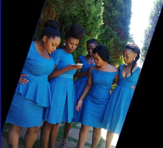 Beautiful shweshwe dress designs 2019 #afrikanischerstil