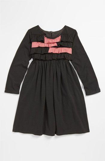 Modern & comfy! Isobella & Chloe 'Darlene' Dress (Little Girls & Big Girls) $58
