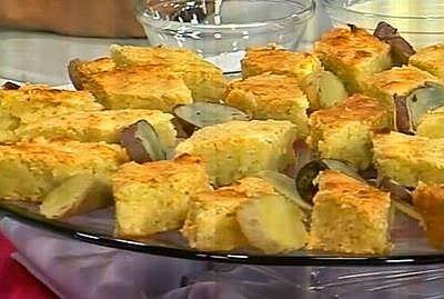 Cultura Brasil: Ricette brasiliane del lunedì: bolo de batata doce mineiro