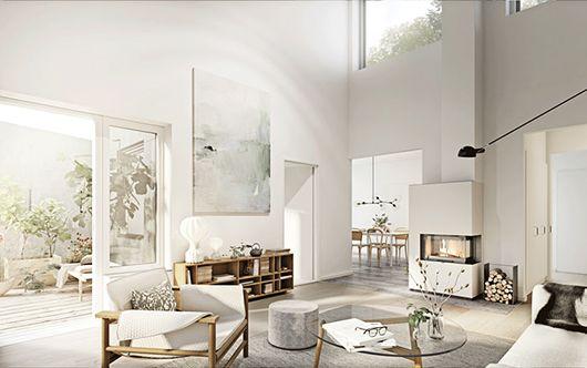 Nordisk inredning från Norrgavel, Ire, Asplund, Design House ...