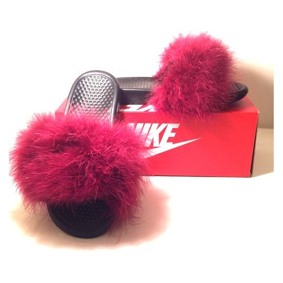 874719cfbac08 1000+ ideas about Nike Slippers on Pinterest