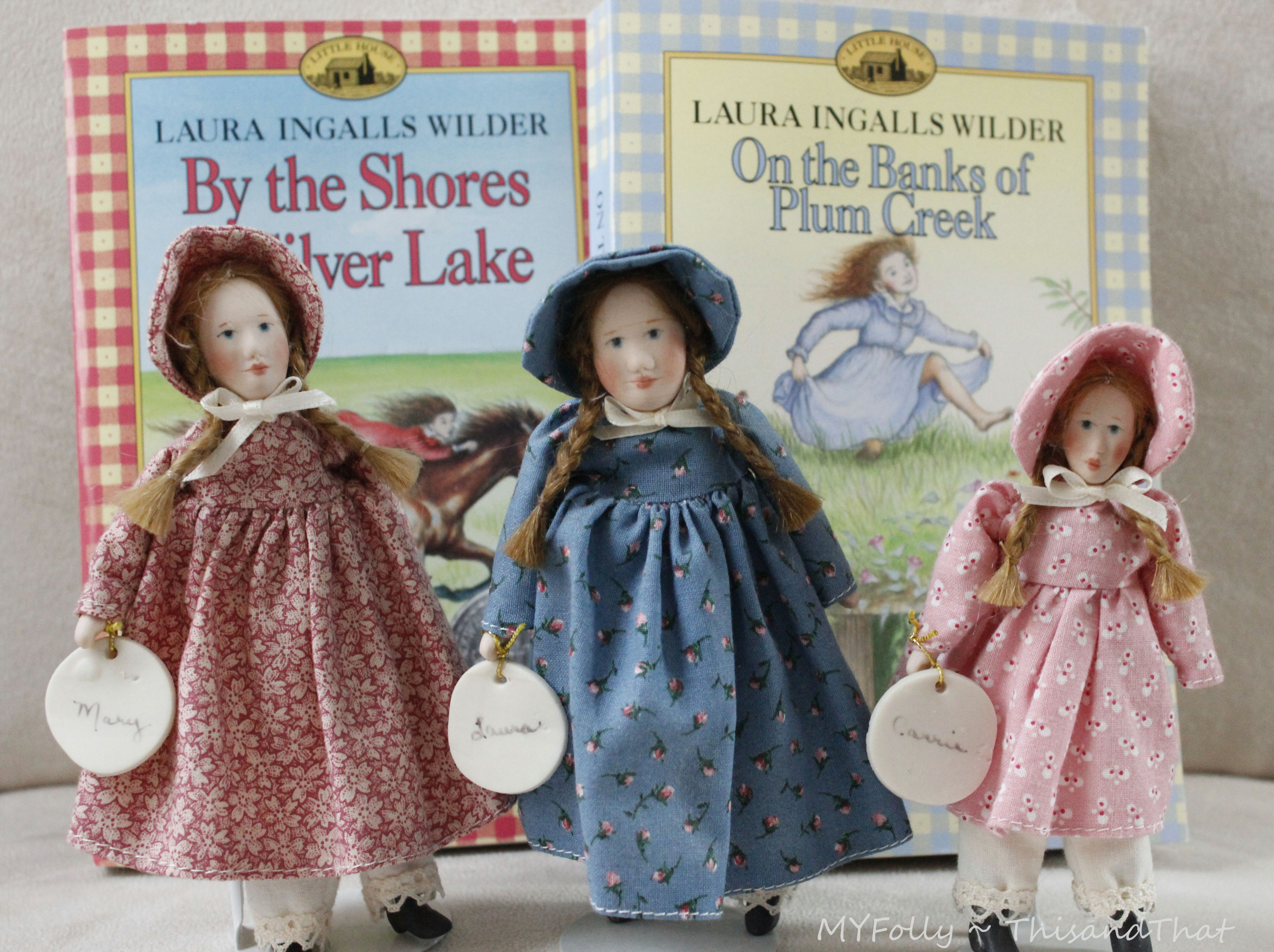 Laura Ingalls Wilder - Daily Dish with Foodie Friends Friday