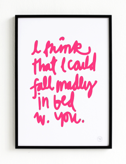 deeply, madly #love