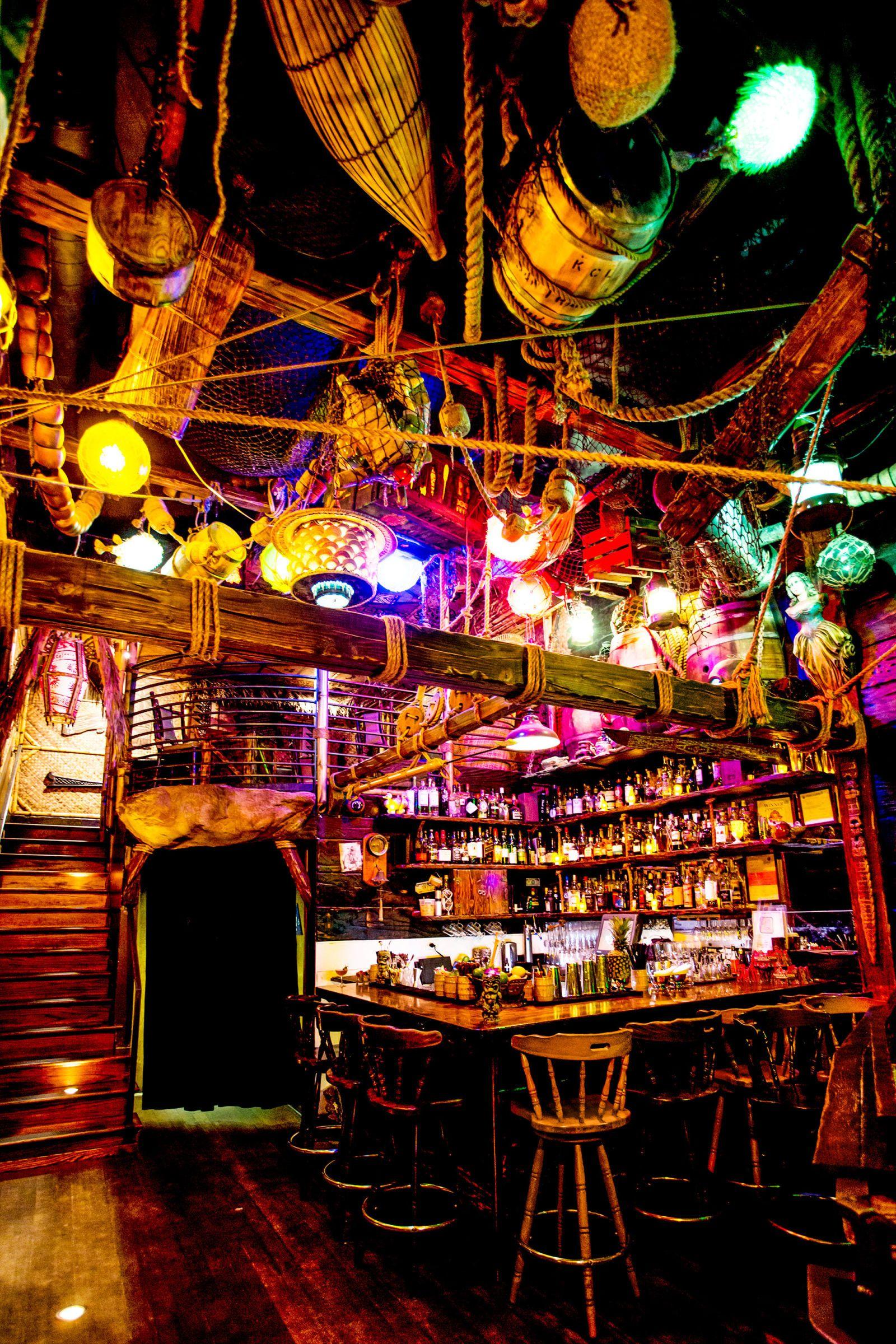 Esquire S 18 Best Bars In America Tiki Bar Decor Tiki Bar Tiki Decor