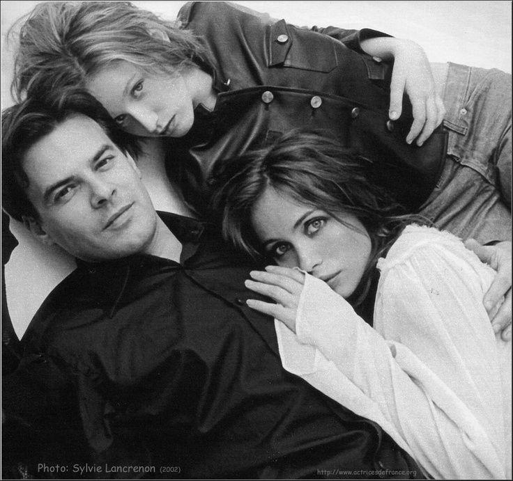 Polyamory Trio Mff Triad Love Emmanuelle Beart Polyamory