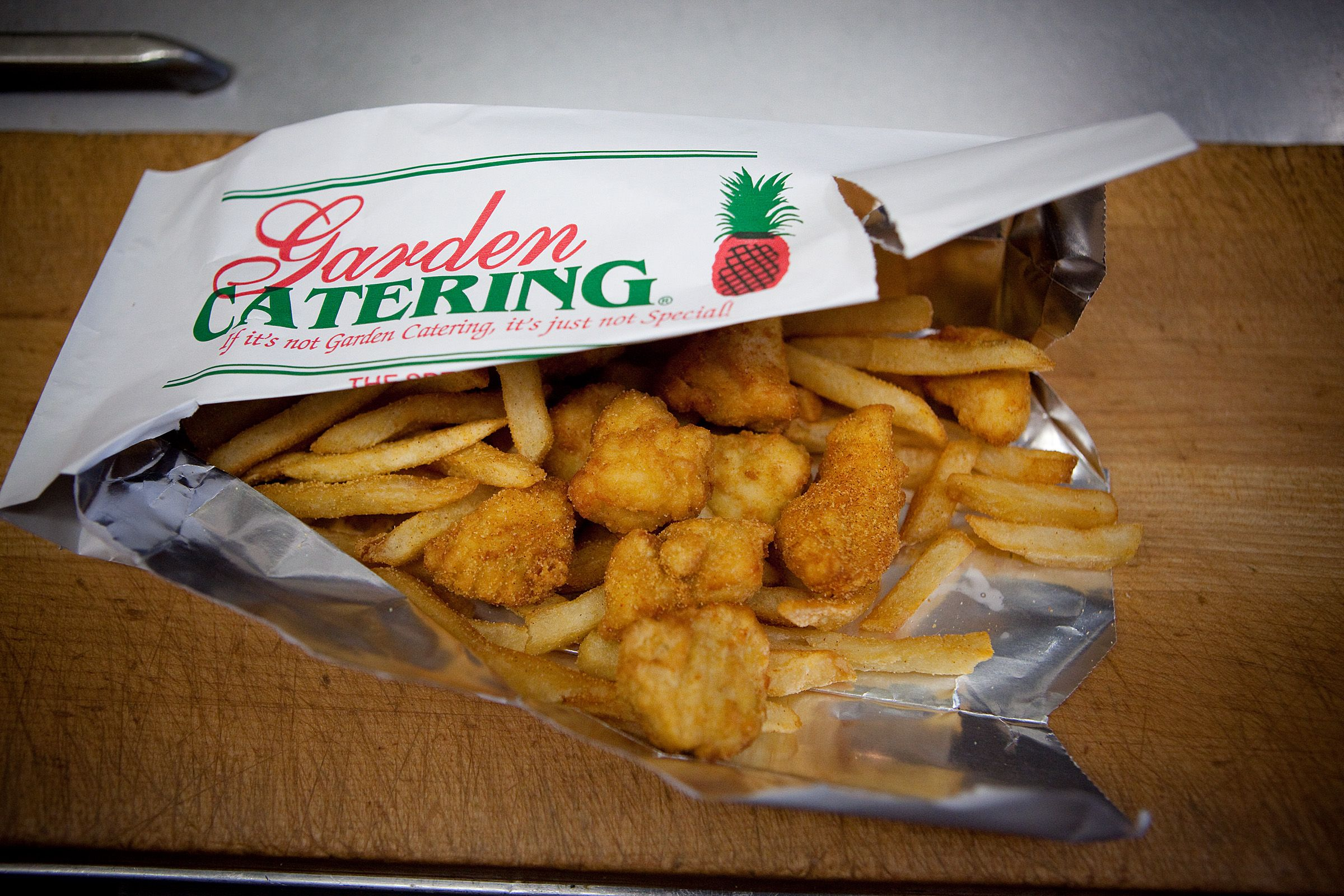 Garden Catering's Nuggets Food, Catering, Yummy food